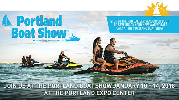 Join us at the Portland Boat Show!